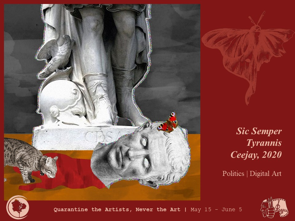ISCOVIS: Iskolarian COVID-19 Visual Online Exhibit - metroscene mag
