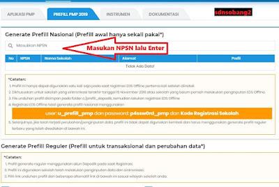 Solusi gagal registrasi dan login pada aplikasi PMP offline 2019.11