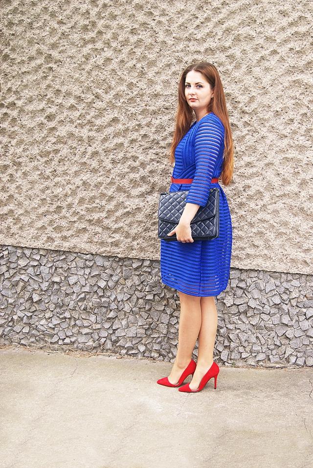 Czerwone Buty Do Sukienki Na Wesele 4 Stylizacje