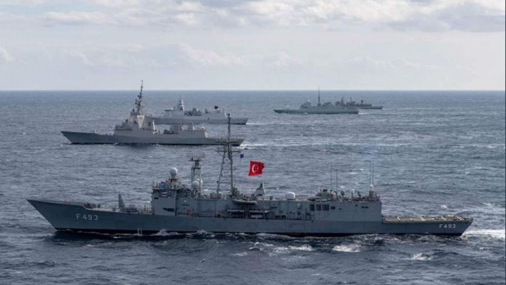 Τουρκία: Απελπισμένοι οι άντρες του πολεμικού ναυτικού