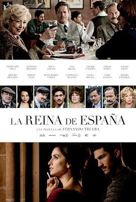 La Reina De España 2016 DVD Custom NTSC Spanish
