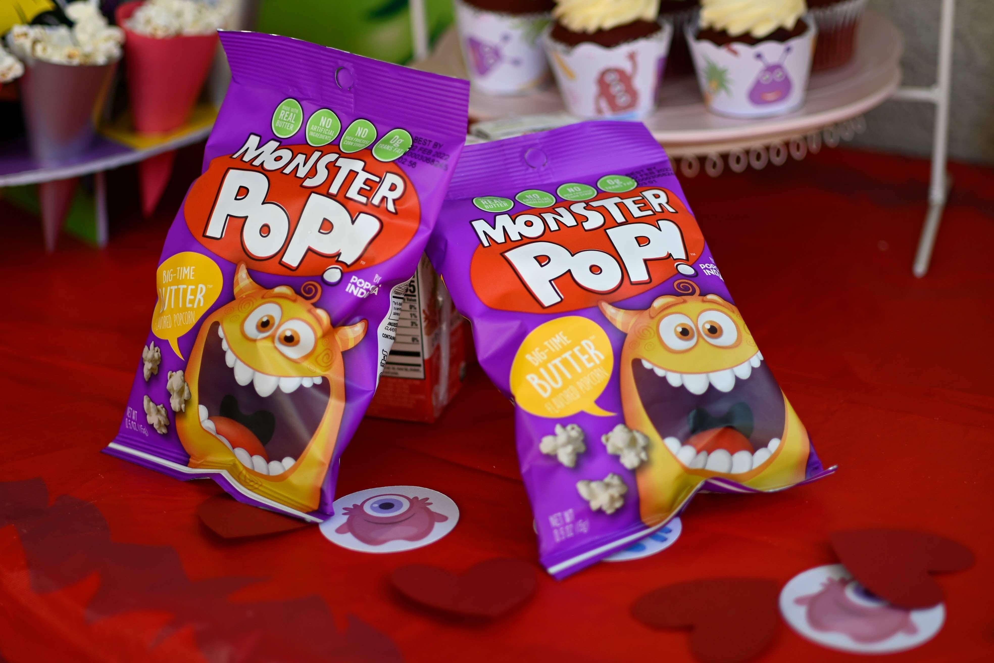 healthy party snack