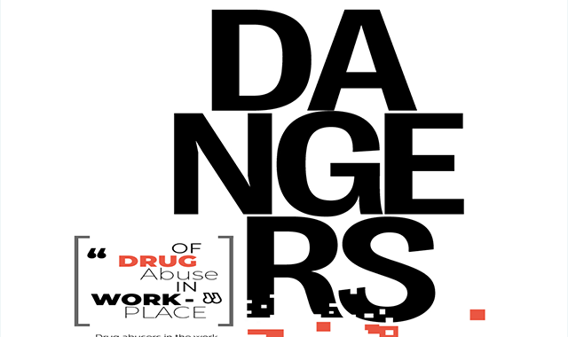 Dangers of Drug Abuse in Workplace