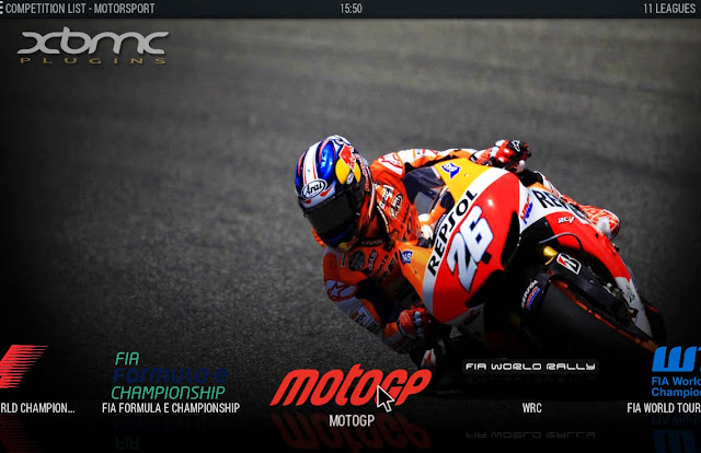 SPORTS CENTER by ENEN92 KODI XBMC