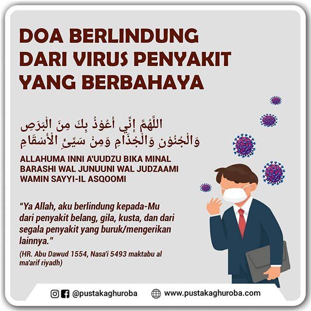 doa berlindung dari coronavirus