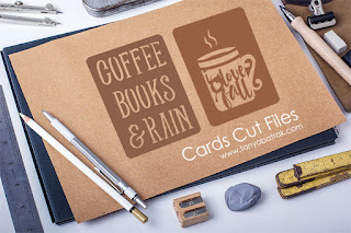 autumn coffee project life cards