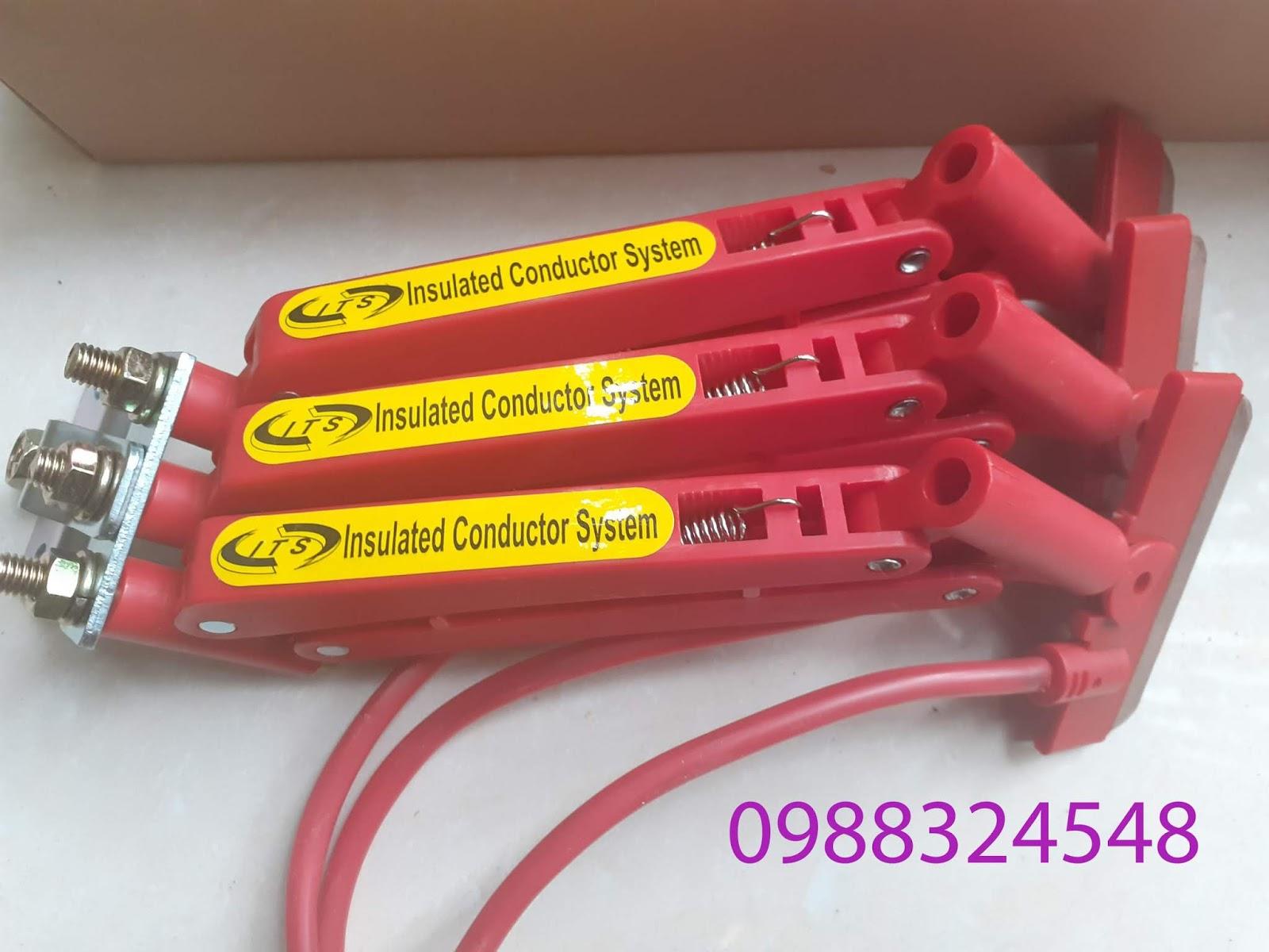 Chổi tiếp điện ITS 3P60A
