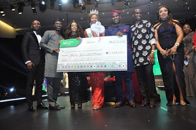 Heritage Bank Promotes Culture As Winner Emerges @ 42nd Edition of Miss Nigeria
