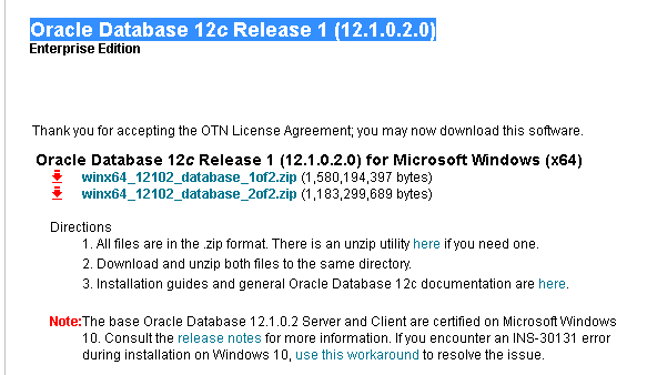 Step by Step Oracle Database 12c (12 1 0 2 0) Installation