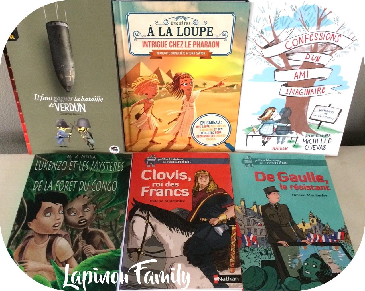 Lectures Pour Les Pre Ados 8 12 Ans 2 Lapinou Family
