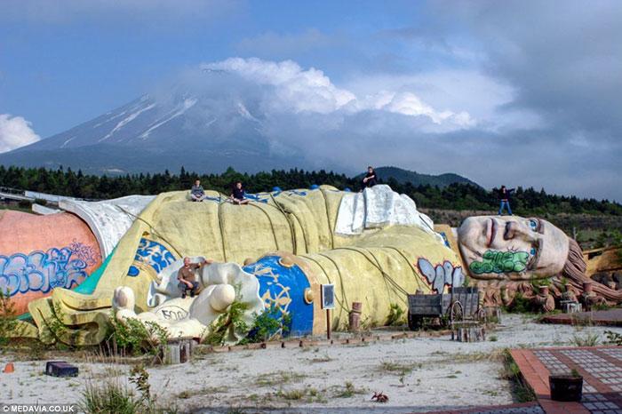 Gulliver's Kingdom, Jepang