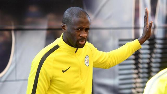 Yaya Toure Telah Tanda Tangan Kontrak Baru Dengan City