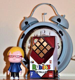 Rubik's Metallic,edición limitada.