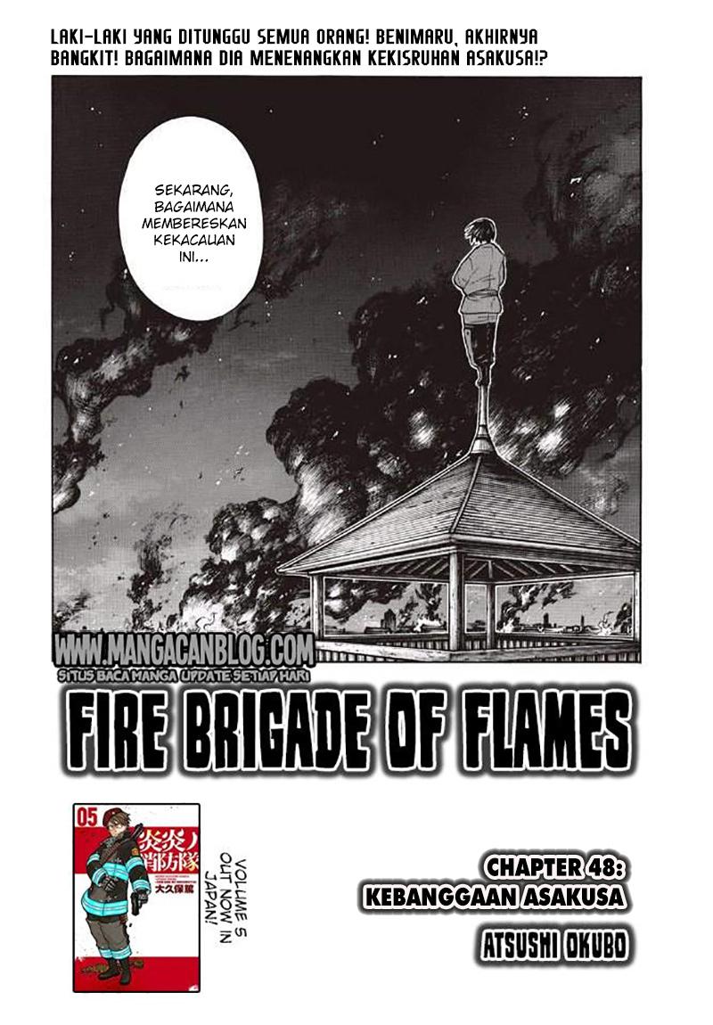 Komik fire brigade of flames 048 - kebanggaan asakusa 49 Indonesia fire brigade of flames 048 - kebanggaan asakusa Terbaru 2|Baca Manga Komik Indonesia