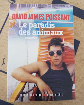 Le Paradis des animaux - David James Poissant albin Michel