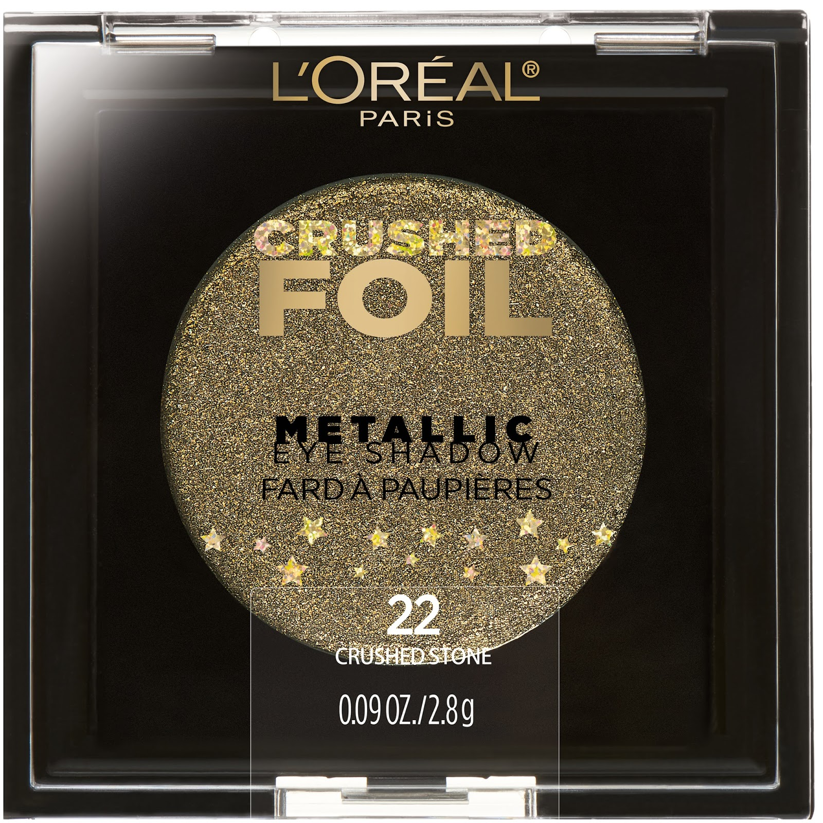 4adbf65aab6 L'Oréal Introduces The Crushed Foils Collection: Available Exclusively at  WalMart! #LOREAL #LOREALPARIS #CrushedFoilsCollection