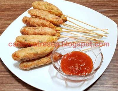 Foto Resep Sempol Ayam Crispy Goreng Renyah Sederhana Spesial Asli Enak