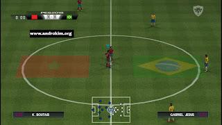 تحميل لعبة بيس 2018 للاندرويد تعليق عربي / Download PES 19 Arabe
