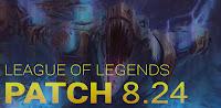 League of legends patch 8.24 download