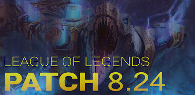League of legends patch 8.24 download