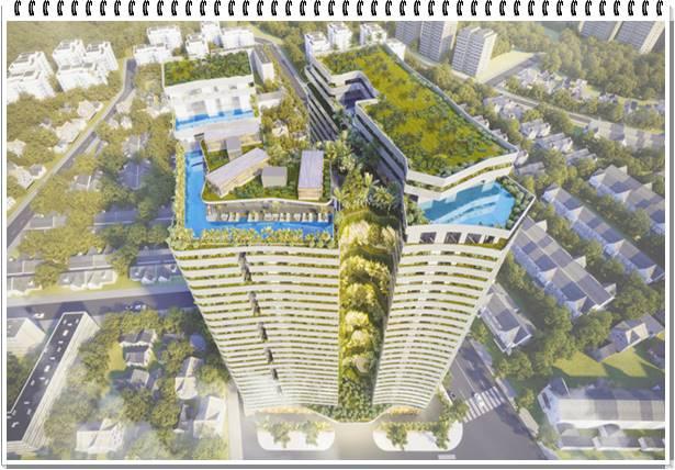 """Dự án Victoria Garden """"gây sốt"""" khi đưa """"công viên"""" lên… tầng chung cư"""