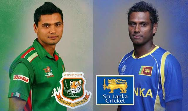 Bangladesh Vs SriLanka My Dream 11