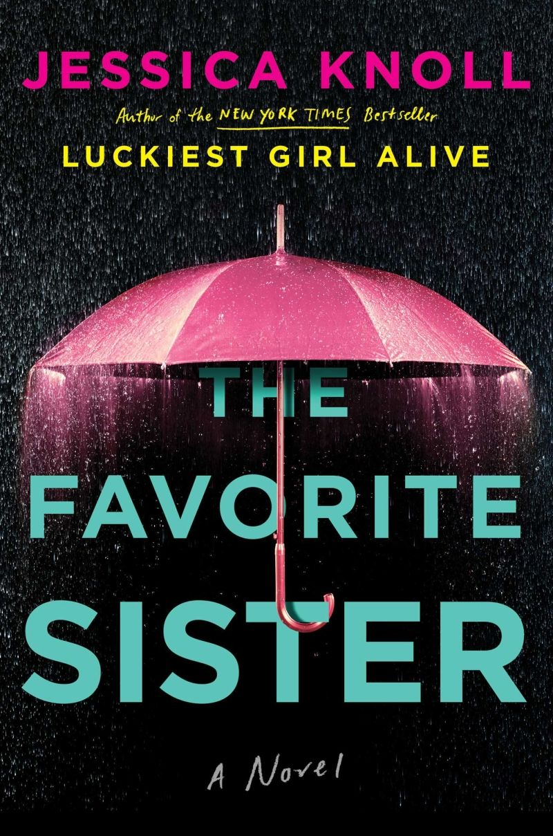 25 Books to Read - Summer 2018 - The Favorite Sister by Jessica Knoll