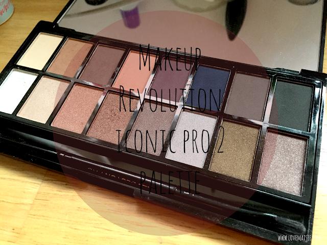 Makeup Revolution Iconic Pro 2 Palette