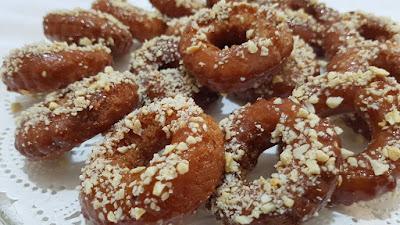 طريقة عمل حلوى اليويو الجزائرية