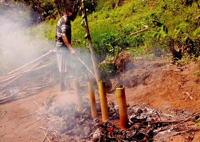 Masakan Bambu
