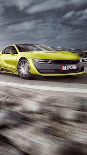 Rinspeed Etos Car Mobile HD Wallpaper