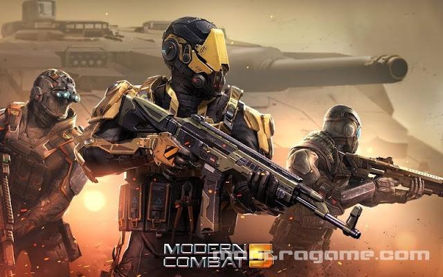 5 Cara Bermain Modern Combat 5 Terbaru 2020 Terbaru