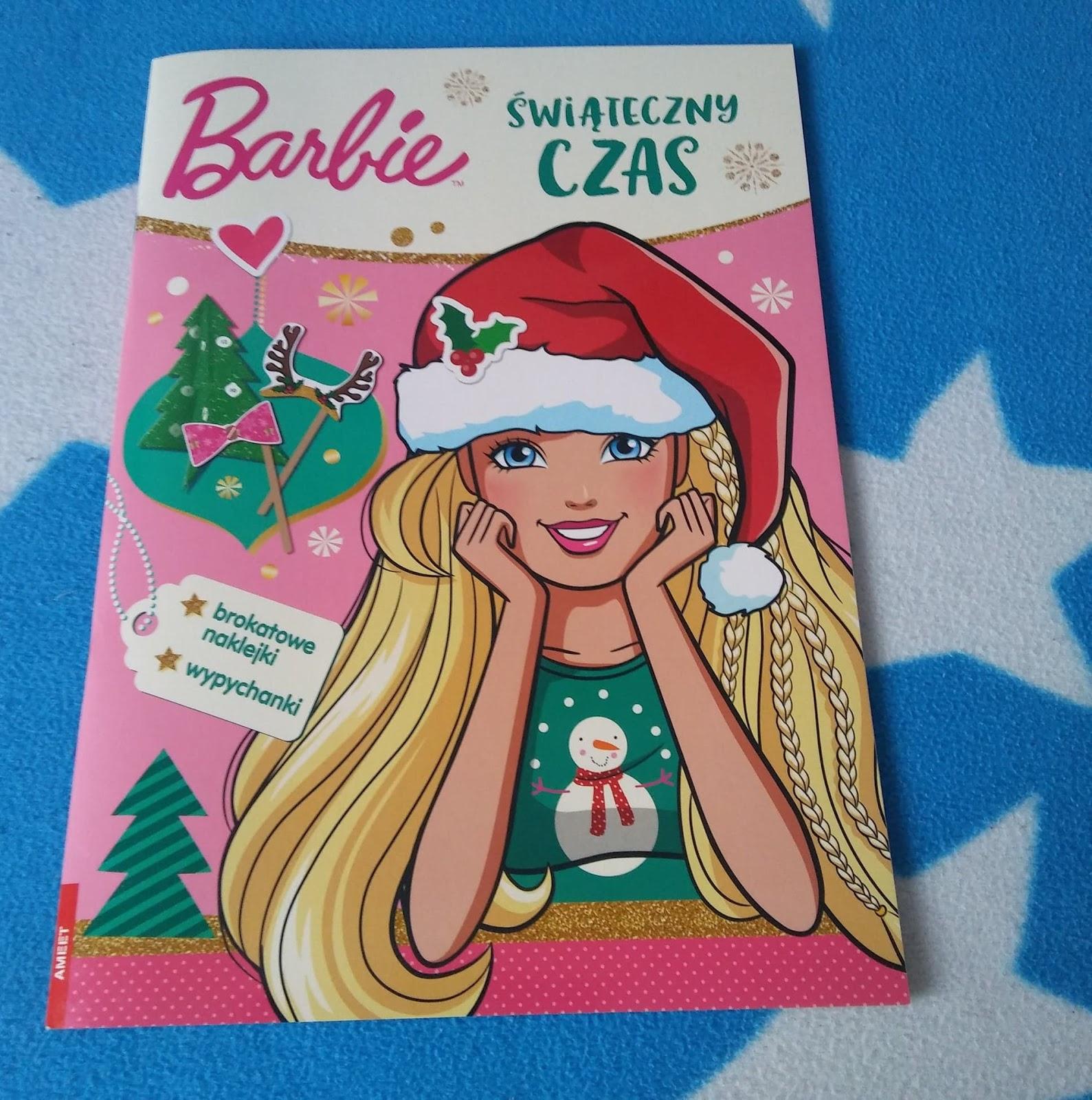 AMEET- Barbie Świąteczny Czas