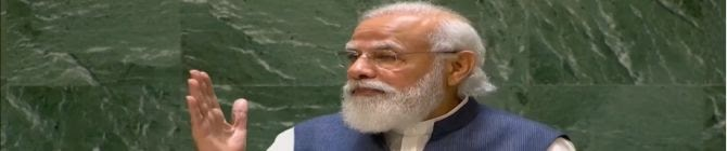 Modi At UNGA: Terror Also Threatens Countries Trying To Use It As Political Tool; PM Modi's Veiled Warning To Pakistan