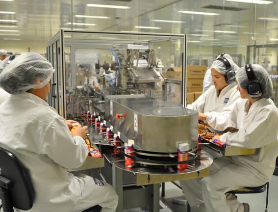 auxiliar produção curitiba