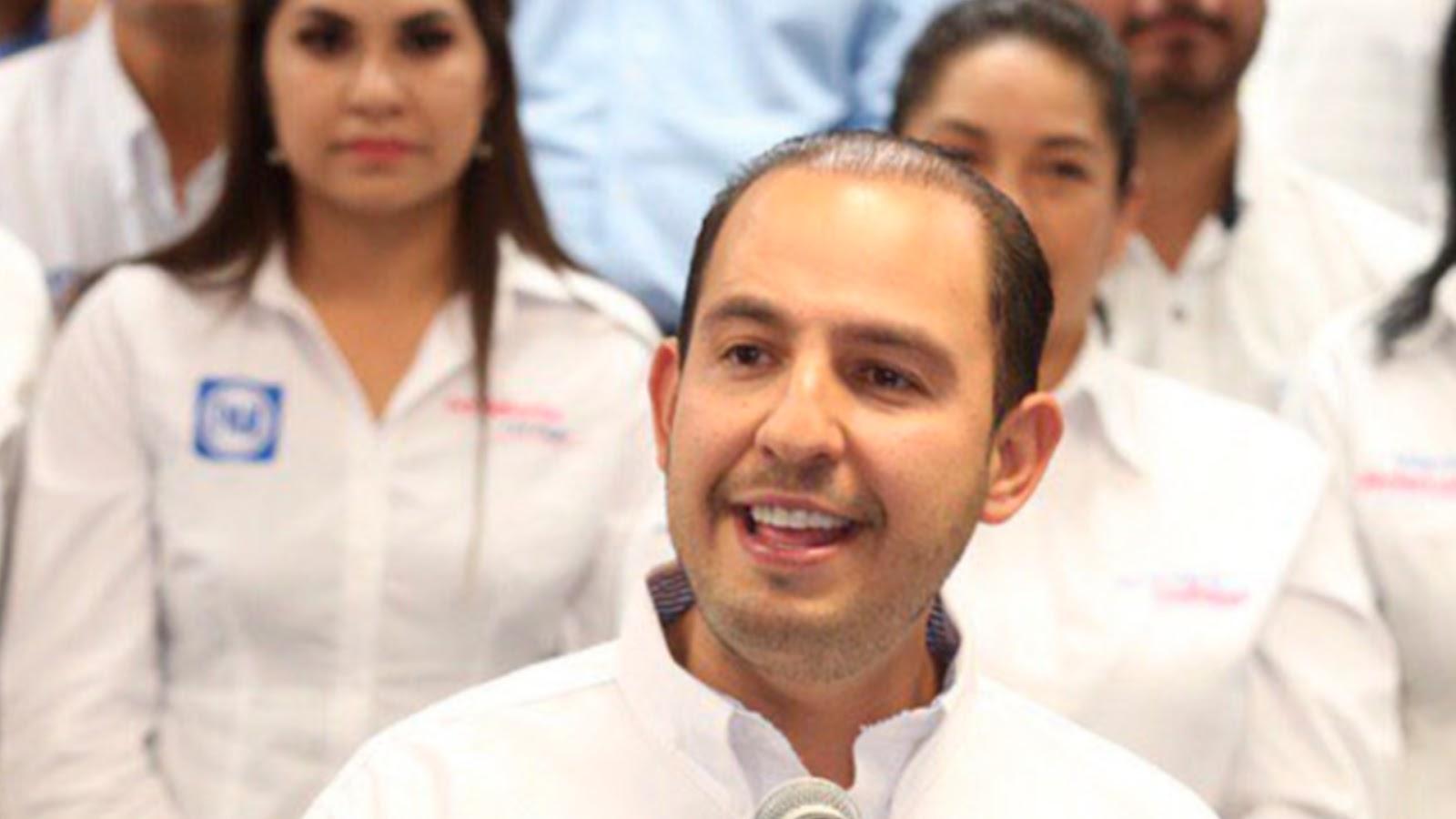"""""""Candidatos de MORENA no tienen capacidad y se tienen que colgar de la imagen de AMLO"""", PAN"""