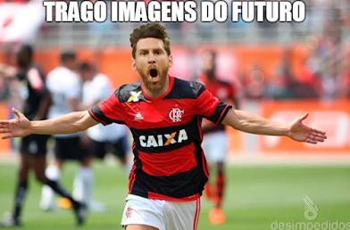 Memes Internacional 1 X 1 Flamengo Copa Libertadores Da