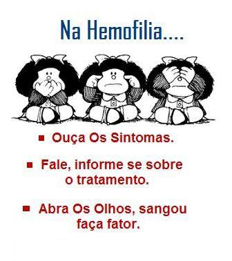 tudo sobre hemofilia