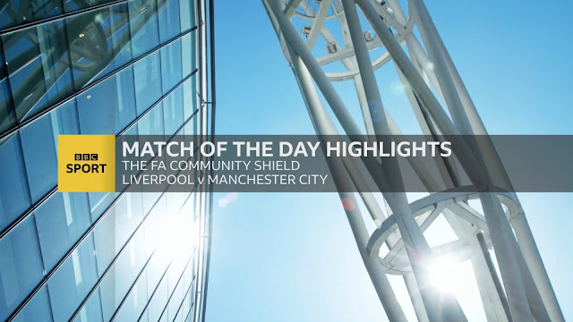 MOTD: BBC Match of the Day – Community Shield 2019 | 04 August 2019