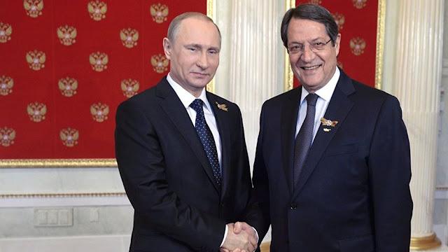 Την παρέμβαση της Ρωσίας για την Τουρκία ζήτησε η Κύπρος