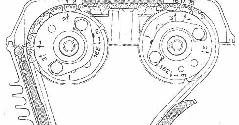 WHY45 MOTOR: Cara Menyetel Top Noken As & Pasang Klep