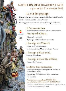 Napoli, un mese di visite guidate, arte e concerti