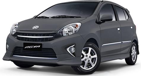 Harga Mobil Toyota Agya Baru dan Bekas Terbaru 2020