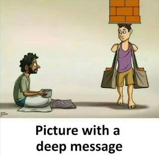 यह है जिंदगी की हकीक़त जिससे जानकर भी अनजान बने रहते हैं लोग, देखें तस्वीरें (Jindgi Ki Hakeekat Dikhaati Majedar Tasveeren), Most Interesting Images, Funny Images Of Our Life, Funny Images In Hindi, Most Funny Images In Hindi, Funny Photos In Hindi, Funny Tasveeren
