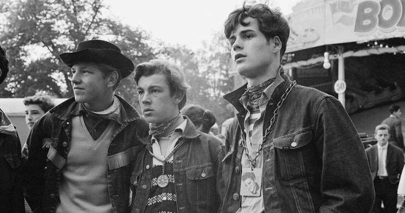 Vintage Photographs Document the Defiant Street Styles of Swiss Rebel Youth From the Late 1950s Through the '60s