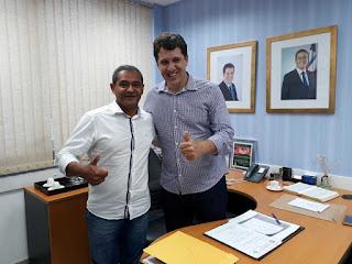 Heron Castro assume o Partido Progressista (PP) em Itiruçu