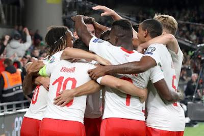 سويسرا ضد ألمانيا .. فيرنر وكروس يقودان المانشافت
