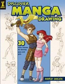 Discover Manga Drawing PDF