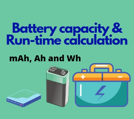 Battery Capacity Calculation AH, mAH and WH in Hindi | Engineer Dost