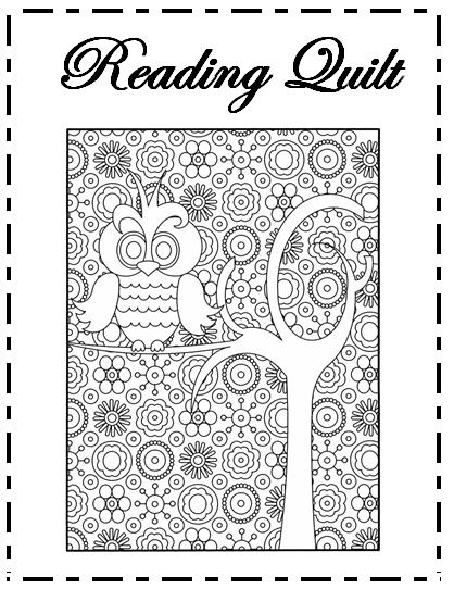 Teach Cheat: Literacy: Reading Quilt